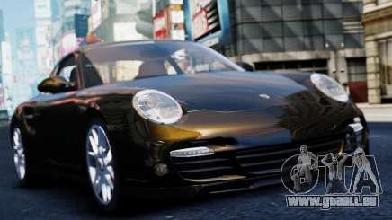 Porsche 911 Turbo pour GTA 4