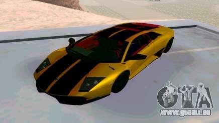 Lamborghini Murcielago pour GTA San Andreas