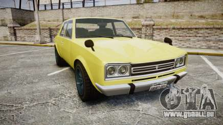 Vulcar Warrener für GTA 4