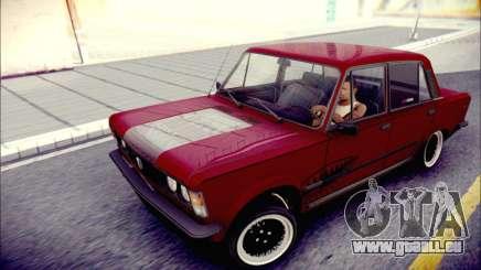 Fiat 125P Shark pour GTA San Andreas