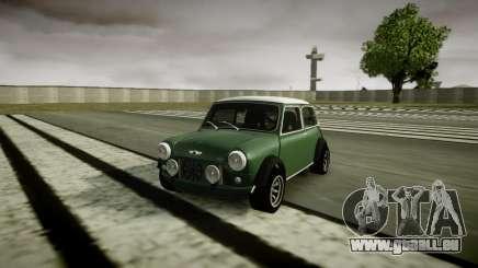 Mini Cooper RWD pour GTA 4