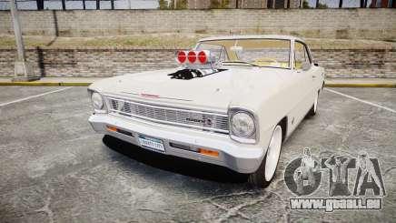 Chevrolet II Nova SS 1966 Custom [EPM] pour GTA 4