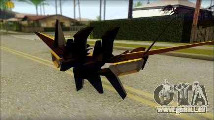 Machine Wing Jetpack für GTA San Andreas