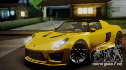 Voltic from GTA 5 (IVF) pour GTA San Andreas