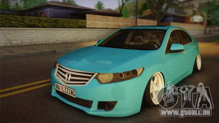 Honda Accord 2010 Hellaflush für GTA San Andreas