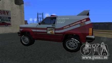 Mis À Jour Sandking pour GTA San Andreas