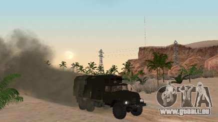 ZIL 131 Kung pour GTA San Andreas