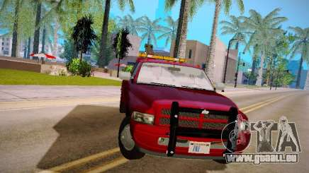 Dodge Ram Tow-Truck pour GTA San Andreas