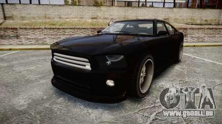 Bravado Buffalo FIB Modified für GTA 4