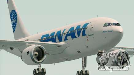 Airbus A310-324 Pan American World Airways pour GTA San Andreas