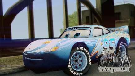 Lightning McQueen Dinoco pour GTA San Andreas