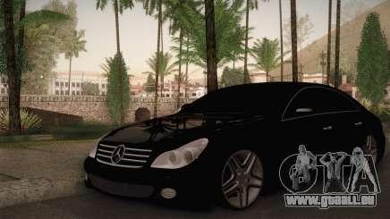 Mercedes-Benz CLS 350 pour GTA San Andreas