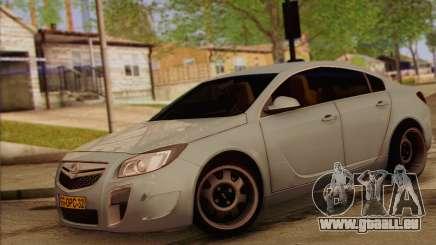 Opel Insignia OPC ATS Cup für GTA San Andreas