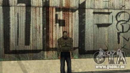 Pantalon de bandit de Stalker pour GTA San Andreas