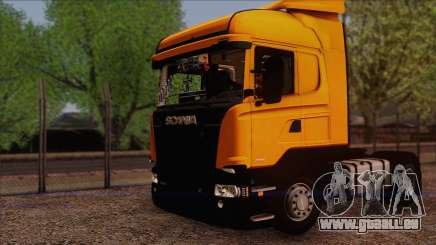 Scania R500 Streamline pour GTA San Andreas
