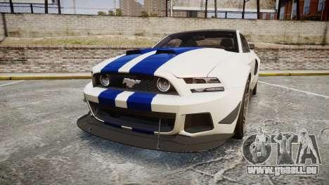 Ford Mustang GT 2014 Custom Kit PJ2 für GTA 4