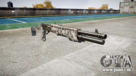 Ружье Franchi SPAS-12 Diamond für GTA 4