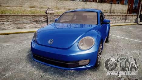 Volkswagen Beetle A5 Fusca pour GTA 4
