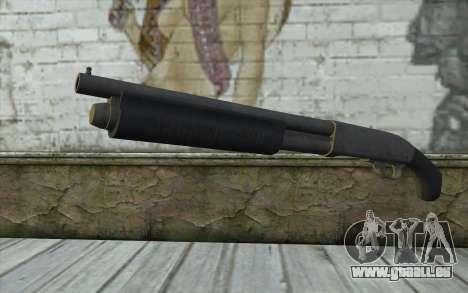Remington 870 v1 für GTA San Andreas
