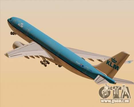Airbus A330-200 KLM - Royal Dutch Airlines pour GTA San Andreas