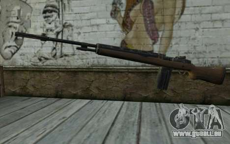 M14 from Battlefield: Vietnam pour GTA San Andreas