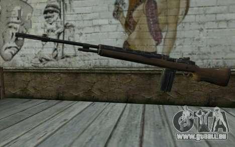 M14 from Battlefield: Vietnam für GTA San Andreas