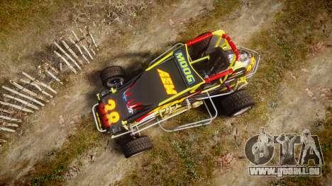 Larock-Sprinter AEM für GTA 4 rechte Ansicht