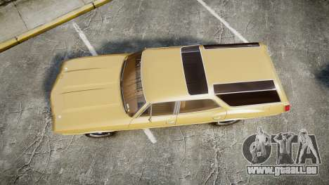Oldsmobile Vista Cruiser 1972 Rims1 Tree5 pour GTA 4 est un droit
