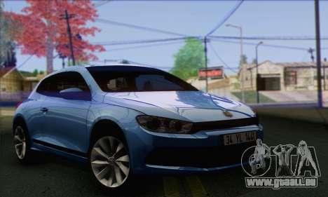 Volkswagen Scirocco 2011 für GTA San Andreas