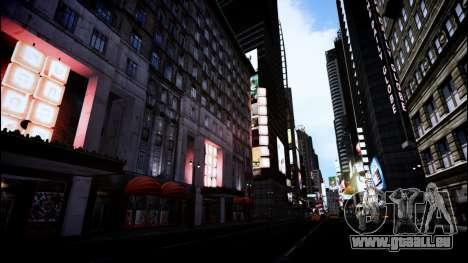 FaveENB pour GTA 4 quatrième écran