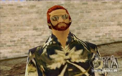 Vercetti Gang from GTA Vice City Skin 2 pour GTA San Andreas troisième écran