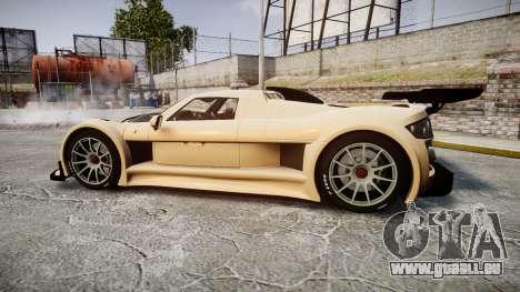 Gumpert Apollo S 2011 für GTA 4 linke Ansicht