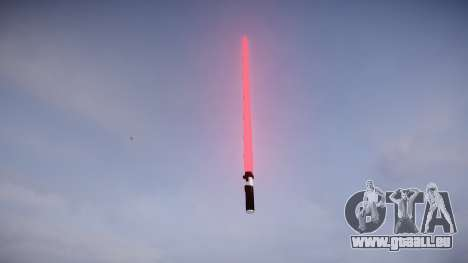 Sabre-Laser pour GTA 4