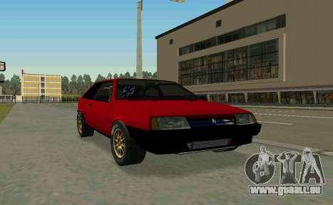 VAZ 2108 Turbo-ZUCKER für GTA San Andreas
