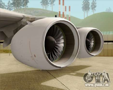 Airbus A380-800 Japan Airlines (JAL) pour GTA San Andreas