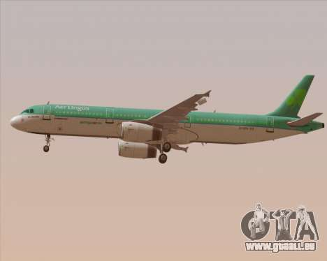 Airbus A321-200 Aer Lingus pour GTA San Andreas roue