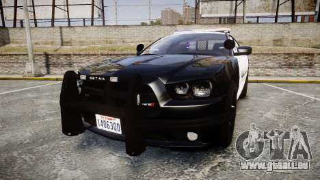 Dodge Charger 2014 Redondo Beach PD [ELS] pour GTA 4
