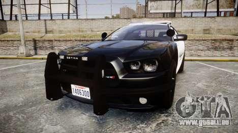 Dodge Charger 2014 Redondo Beach PD [ELS] für GTA 4