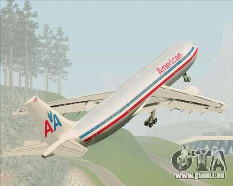 Airbus A300-600 American Airlines für GTA San Andreas