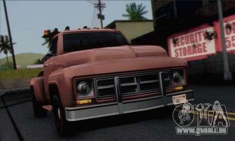 Towtruck GTA 5 für GTA San Andreas