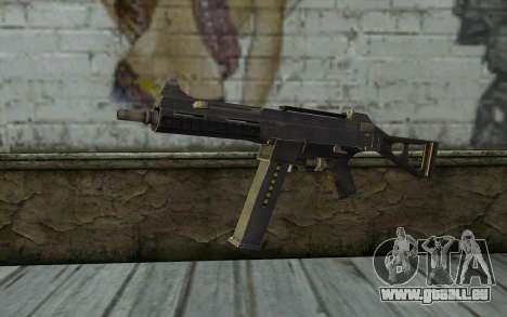 UMP45 from Spec Ops: The Line für GTA San Andreas