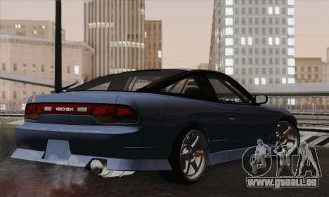 Nissan 180SX S13 für GTA San Andreas linke Ansicht