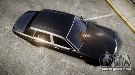 Bentley Arnage T 2005 Rims2 Chrome pour GTA 4 est un droit