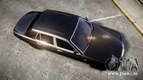 Bentley Arnage T 2005 Rims2 Chrome für GTA 4 rechte Ansicht