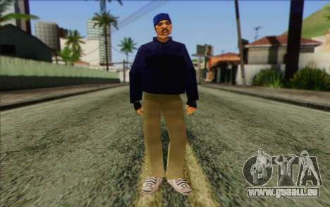 Diablo from GTA Vice City Skin 2 pour GTA San Andreas