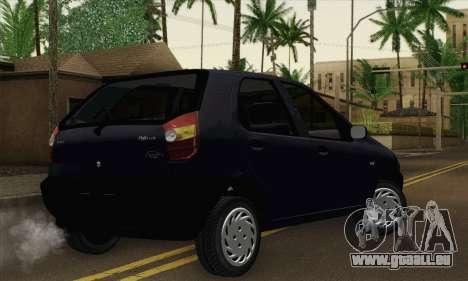 Fiat Palio EDX 1997 für GTA San Andreas linke Ansicht