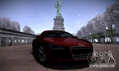 Graphique mod pour les moyennes PC 2.0 pour GTA San Andreas troisième écran