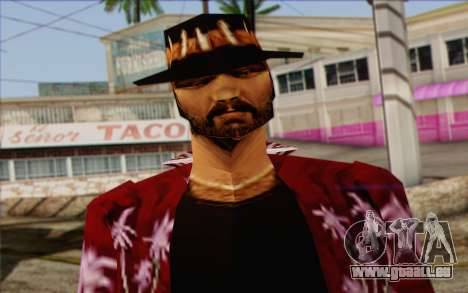 Cartel from GTA Vice City Skin 1 für GTA San Andreas dritten Screenshot