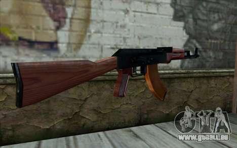 АКМ aus Half - Life Paranoia für GTA San Andreas zweiten Screenshot