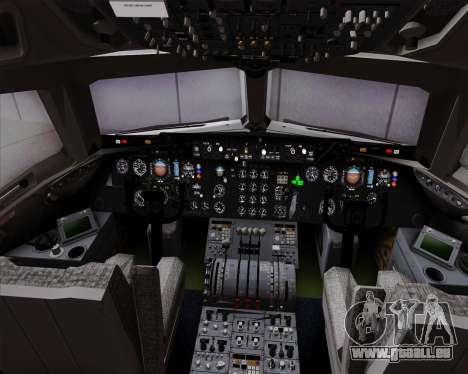 McDonnell Douglas DC-10-30 VARIG für GTA San Andreas Innen